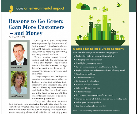 Reasons to go green - cropped